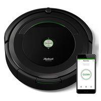 En Fnac, tienes el Roomba 696 por sólo 299,90 euros con 15 de descuento indirecto en tu cuenta de socio