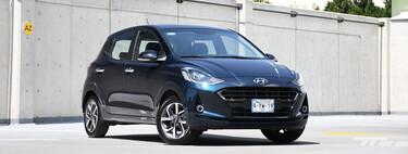 Hyundai Grand i10 2021, a prueba: un 'city-car' tan cómodo como ahorrador