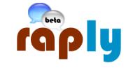 Raply, otro servicio de chat que usa la dirección web como sala de charla