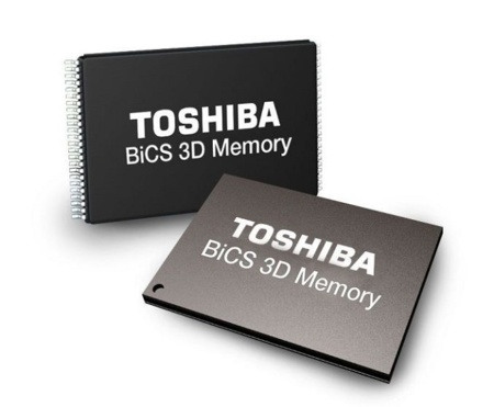 Toshiba Sandisk Bics 3dnand