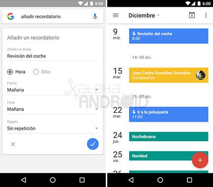Alarma Calendario Samsung.Como Crear Recordatorios Con Calendario De Google Para Android