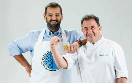 Robin Food Martin Berasategui