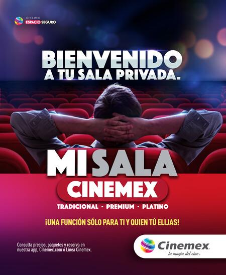 Mi Sala Cinemex