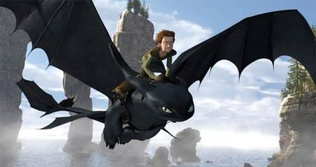 """""""Cómo entrenar a tu dragón"""" en 3D: la hemos visto"""