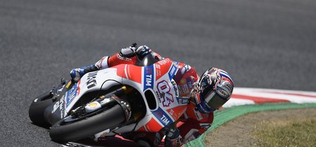 Carrerón de Andrea Dovizioso en Montmeló que firma su segunda victoria consecutiva para Ducati