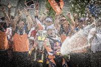 Lo mejor del Dakar 2015