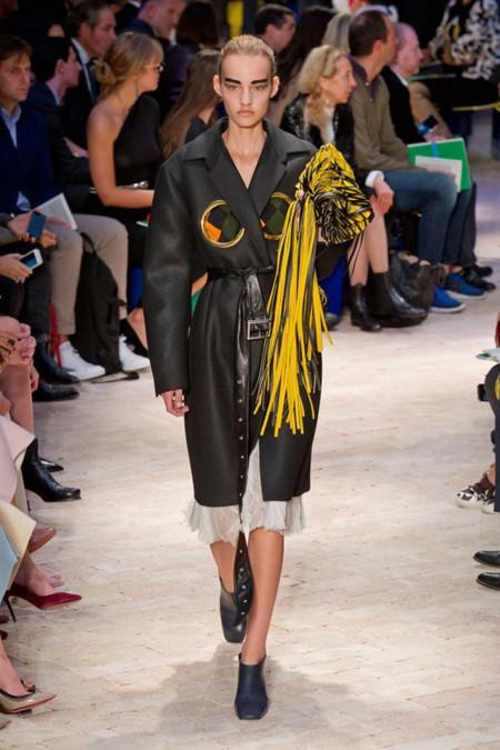 Celine Primavera-Verano 2014 Semana de la Moda de Paris -4