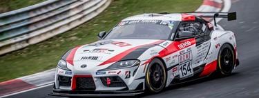 El nuevo Toyota GR Supra protagonista de las 24 Horas de Nürburgring