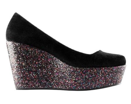 zapatos plataforma h&m
