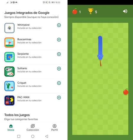 Juegosintegradosgoogle