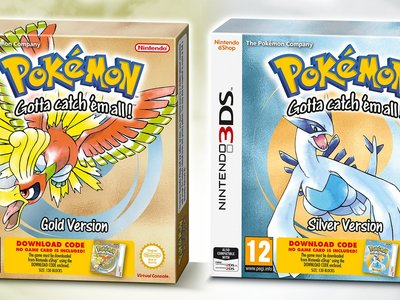 Pokémon Oro y Pokémon Plata tendrán una edición física en Nintendo 3DS