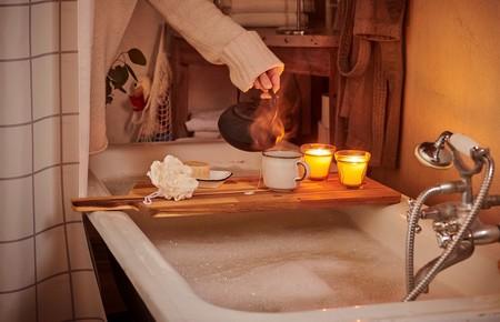 Cómo crear un baño relajante