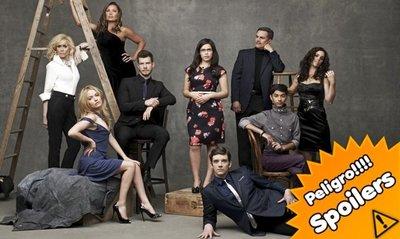 El final de 'Ugly Betty' se aleja de sus predecesoras
