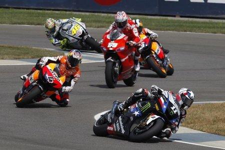 Filtrado el calendario 2011 de MotoGP