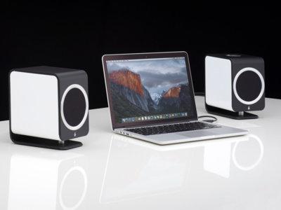 Estos altavoces para ordenador  presumen de ser los mejores del mundo, aunque también los más caros
