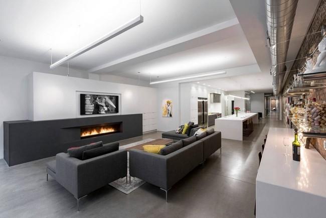 Modern Cincinnati Loft 1