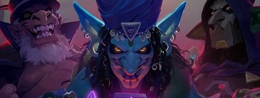 Todas las cartas y novedades de la nueva expansión Auge de las Sombras de Hearthstone