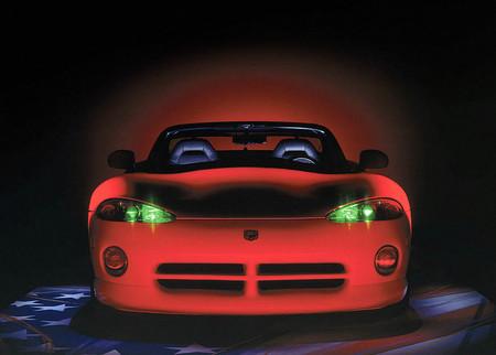 Dodge Viper Rt 10 8