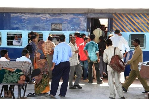 Foto de Caminos de la India: tren (9/13)