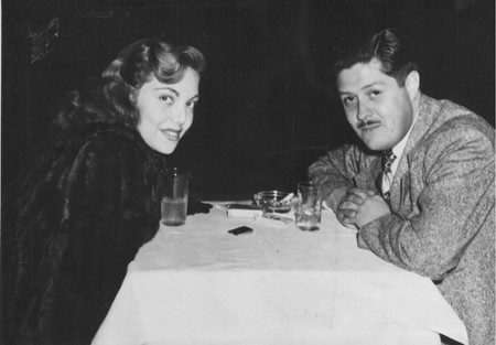 Maria Antonieta Becerra Acosta y Guillermo Gonzalez Camarena