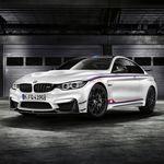 Porque ya es tradición, este es el BMW M4 para festejar el campeonato en DTM