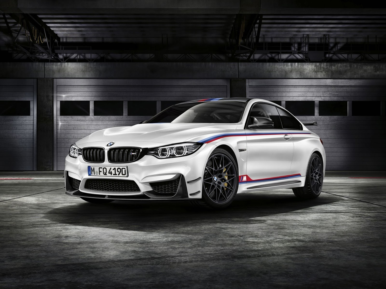 Foto de BMW M4 DTM Champion Edition (9/10)