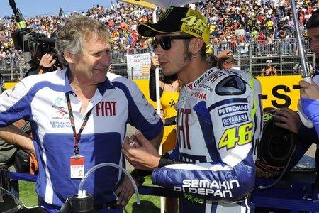 Jeremy Burgess acompañará a Valentino Rossi en Ducati, ¿alguien lo dudaba?