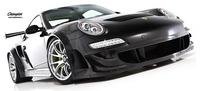 Creando un Porsche 911 GT3 RSR de calle