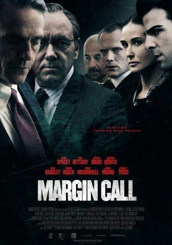 'Margin Call', cartel y tráiler