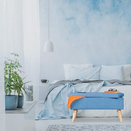 21 bancos de pie de cama para crear estilo y mejorar el confort en una habitación de matrimonio