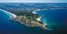 Byron Bay: año nuevo y surf en Australia