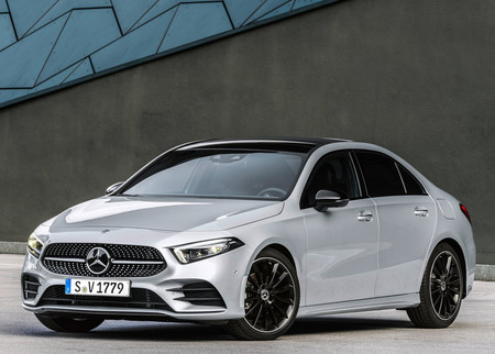 Mercedes Benz Clase A Sedan
