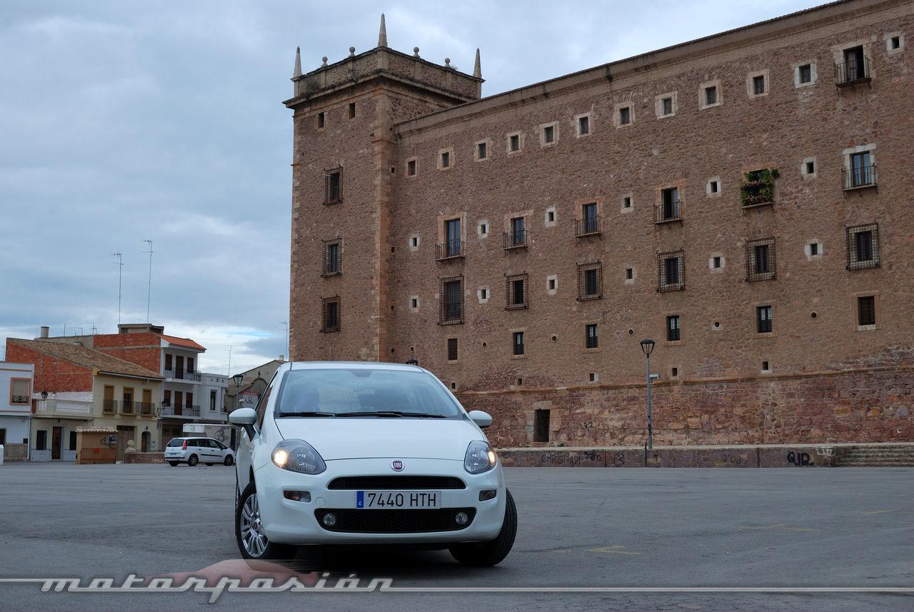Foto de Fiat Punto 1.4 GLP (prueba) (13/70)