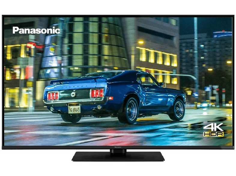 "TV LED 49"" - Panasonic TX-49GX555, Ultra HD 4K, Smart TV, HDR10, HDMI, USB, A+, Negro"