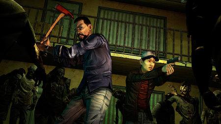 Nuevas imágenes de 'The Walking Dead' y segundo episodio de Playing Dead