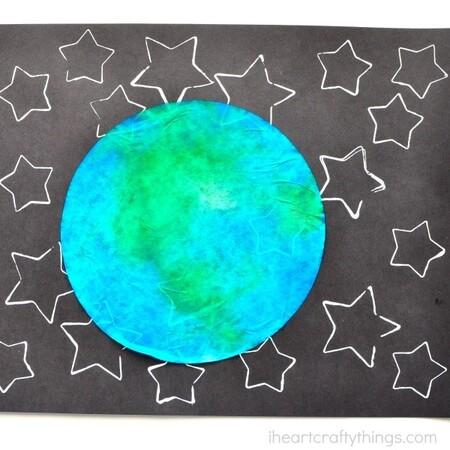 Manualidades Universo Espacio Exterior Planetas Sistema Solar 5