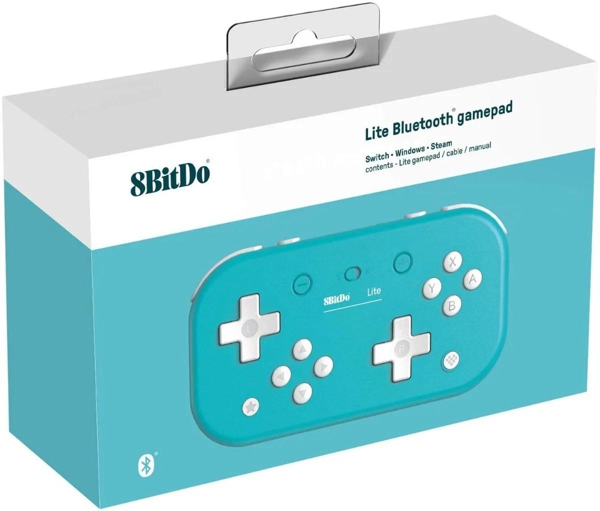 8Bitdo Lite Bluetooth Gamepad para Nintendo Switch