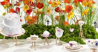 Llena tu casa de flores con la colección Mariefleur de Villeroy & Boch