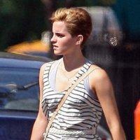 El nuevo corte de pelo de Emma Watson ¿te gusta?