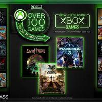 Xbox Game Pass evoluciona: añadirá los juegos exclusivos de Xbox One de lanzamiento