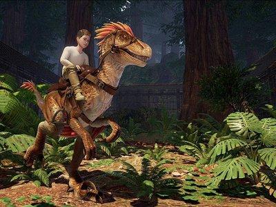 ARK: Survival Evolved anuncia ARK Park, su propio parque jurásico para la realidad virtual