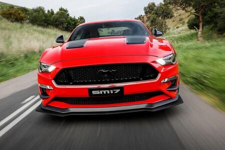 Ford Mustang Herrod Sm17 5