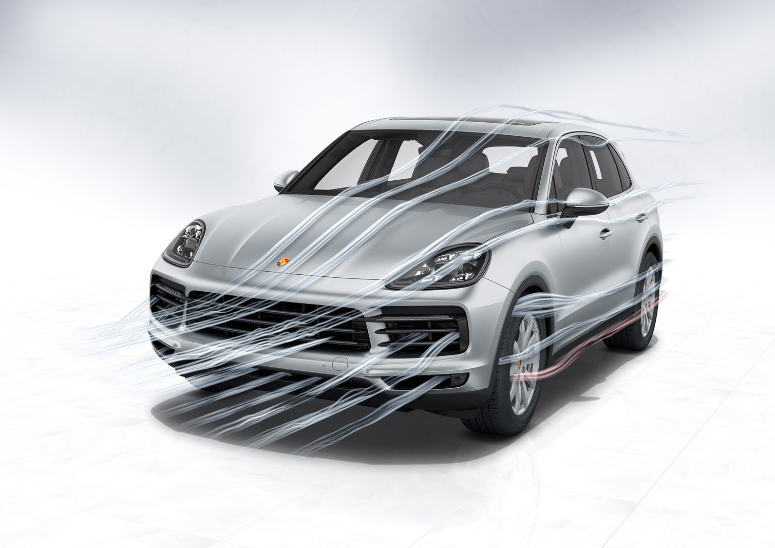 Foto de Porsche Cayenne 2018: repaso tecnológico (44/67)