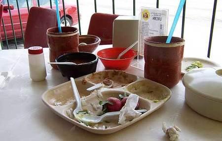 Las sobras y los restos de comida también sirven para hacer nuevos menús