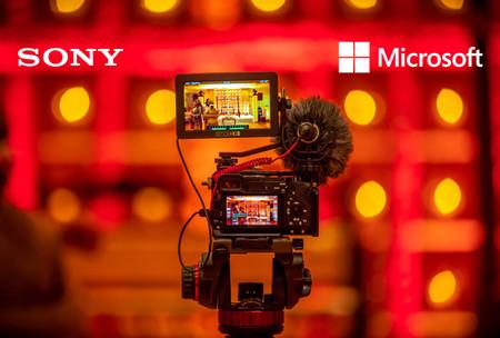 Sony y Microsoft hacen equipo en un ambicioso proyecto que dará vida a la próxima generación de cámaras con inteligencia artificial