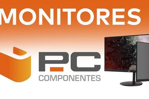 17 ofertas de PcComponentes en monitores Acer, Lenovo, Philips, ASUS, Samsung o MSI: equiparte para el próximo curso no tiene por qué salir tan caro