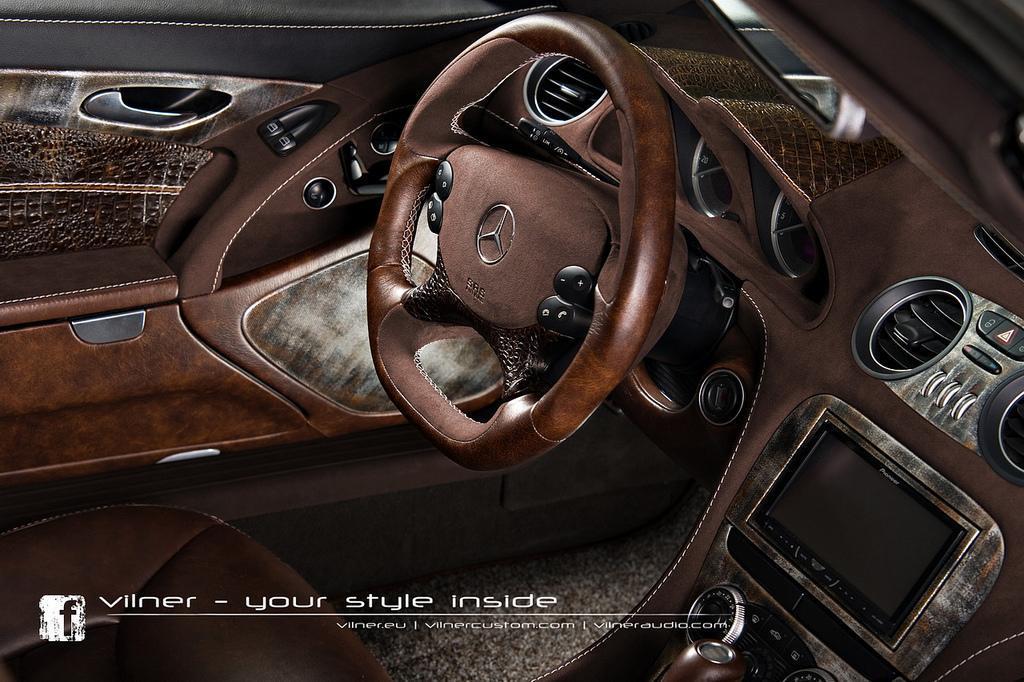 Foto de Vilner Studio Mercedes-Benz SL (2/10)