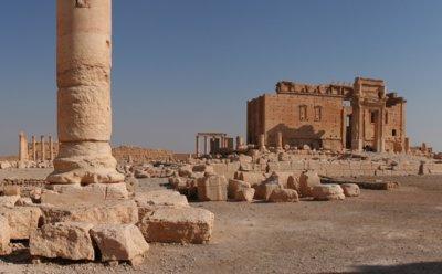 Éste es el Patrimonio de la Humanidad que el Estado Islámico puede destruir en Palmira