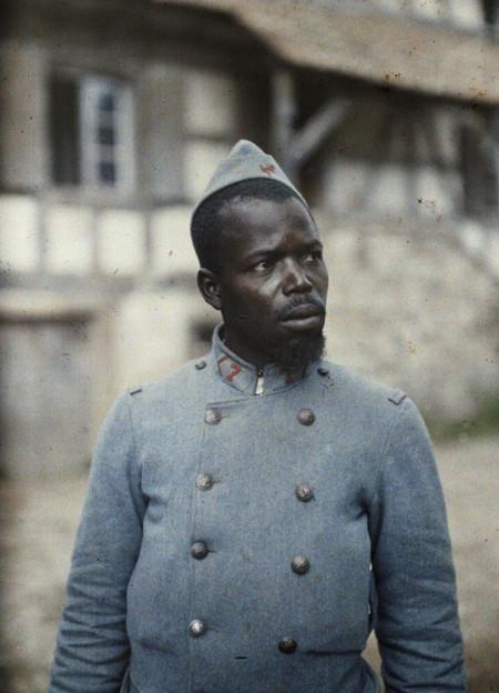 V Soldado Colonial En Ballersdorf