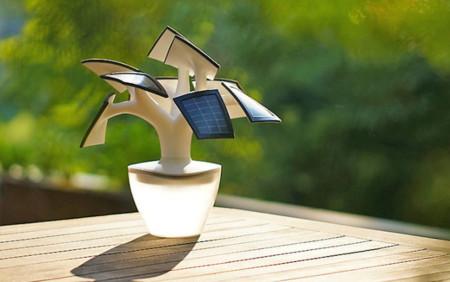 Electree mini, la sabiduría de la naturaleza aplicada a nuestros gadgets
